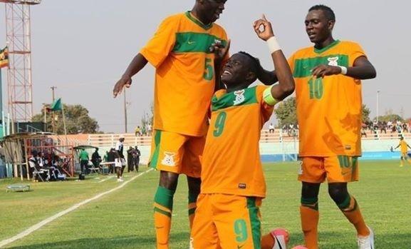 Patson Daka Zambia U20 player focus Patsona Papa Daka ZamFoot