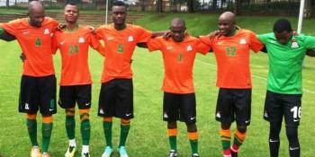 Zambia SA Dudey