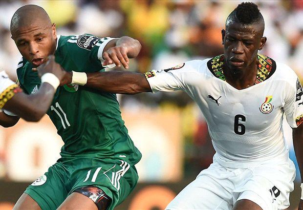 Ghana v Algeria
