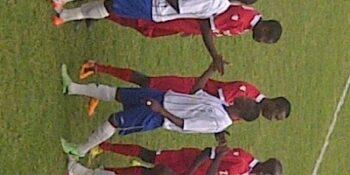 Red Arrows v Nchanga