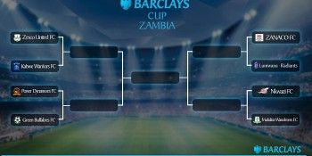 Barclays Cup Draw