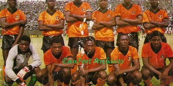 Archives 1987 Zambia national team