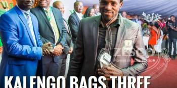 Kalengo bags three