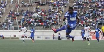 Kabwe Warriors v Dynamos Zimbabwe