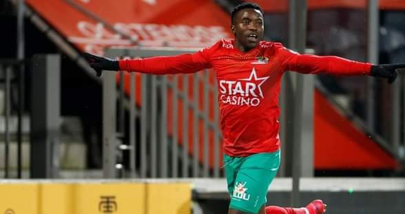 Fashion scores 14th goal of the season in Oostende defeat | ZamFoot